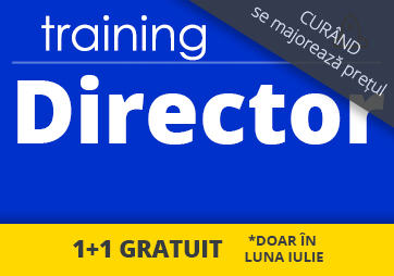 Training: Director 10.0 <br> Get Things Done!