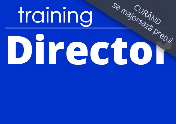 Training: Director 8.0 <br> Get Things Done!
