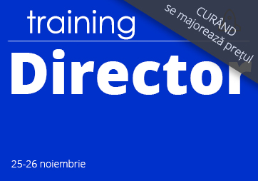 Training: Director 4.0 Get Things Done!
